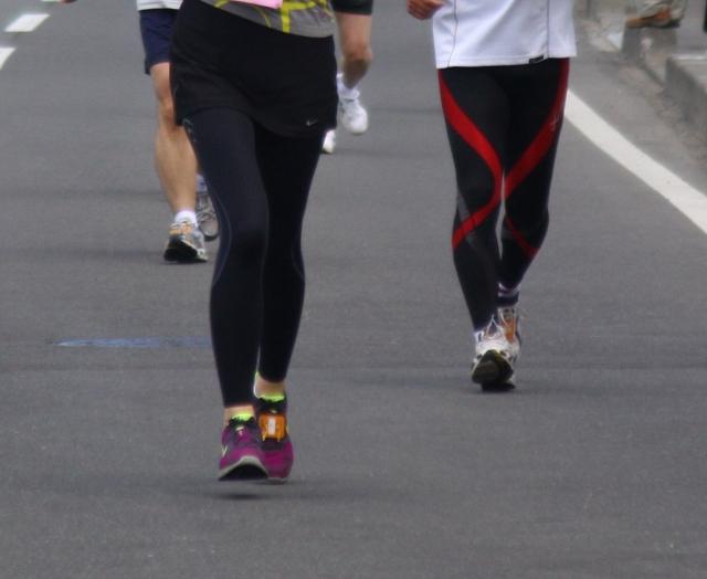 マラソン仲間