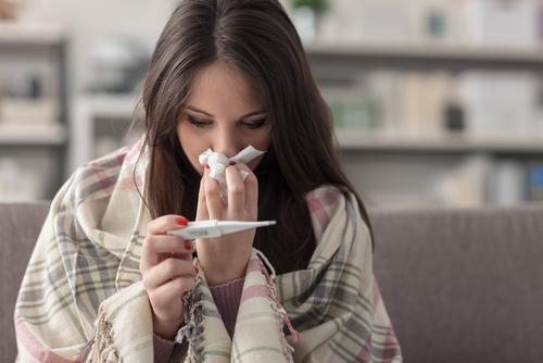 インフルエンザ 予防 接種 後 発熱